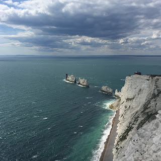 The Needles Isle of Wight.