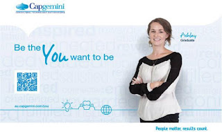 Capgemini Excellent Drive for Software Developers: Engineers
