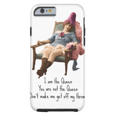 http://www.zazzle.com/i_am_the_queen_iphone_case_tough_iphone_6_case-179026761605792210