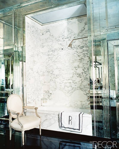 Normal Master Bathroom Size: La Dolce Vita: Anatomy Of A Home: The Master Bathroom