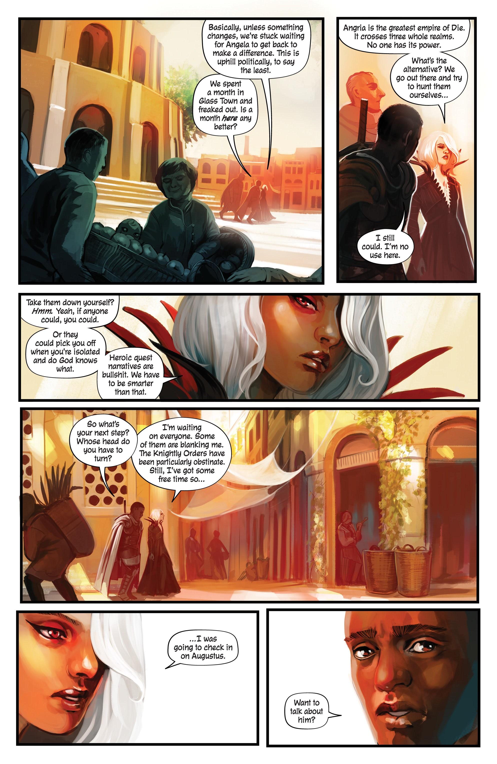 comico #8 - English 11