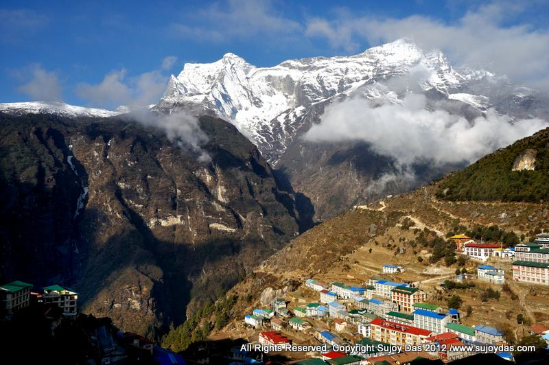 Trekking and Photography in the Himalaya: Namche Bazar ...
