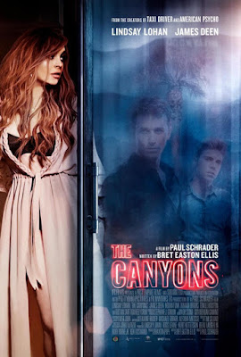 The Canyons 2013 DVD R1 NTSC Latino