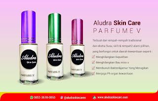 parfum v mengatasi keputihan dan mengharumkan miss v, aludraskincare.com