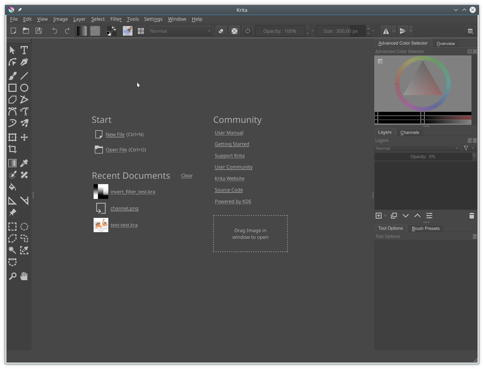 Krita 4 1 3 is Available to Install via PPA for Ubuntu 18 04