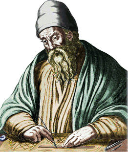 Why is Euclid the Father of Geometry?