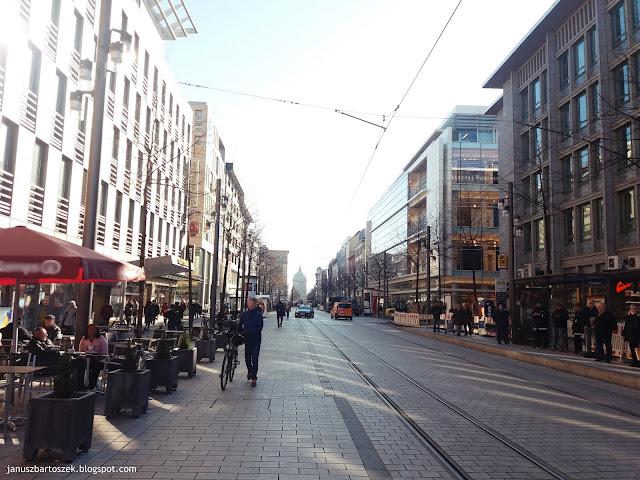 Gdzie wybrać się na zakupy w Mannheim