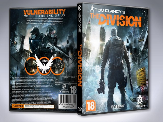 Capa The Division Xbox One