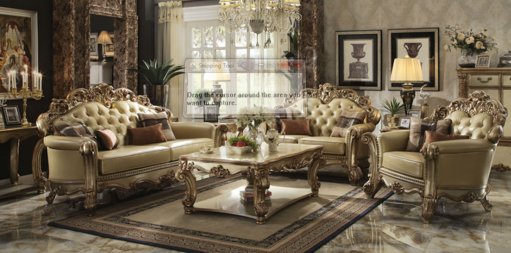 Classic Furniture Styles For Fancyand Elegant Home Design