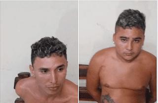 Dupla é presa tentando incendiar Câmara Municipal de Aracati