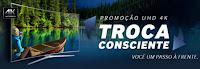 Promoção Troca Consciente Samsung UHD 4K