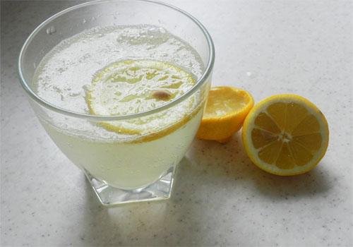 Limonada licuada