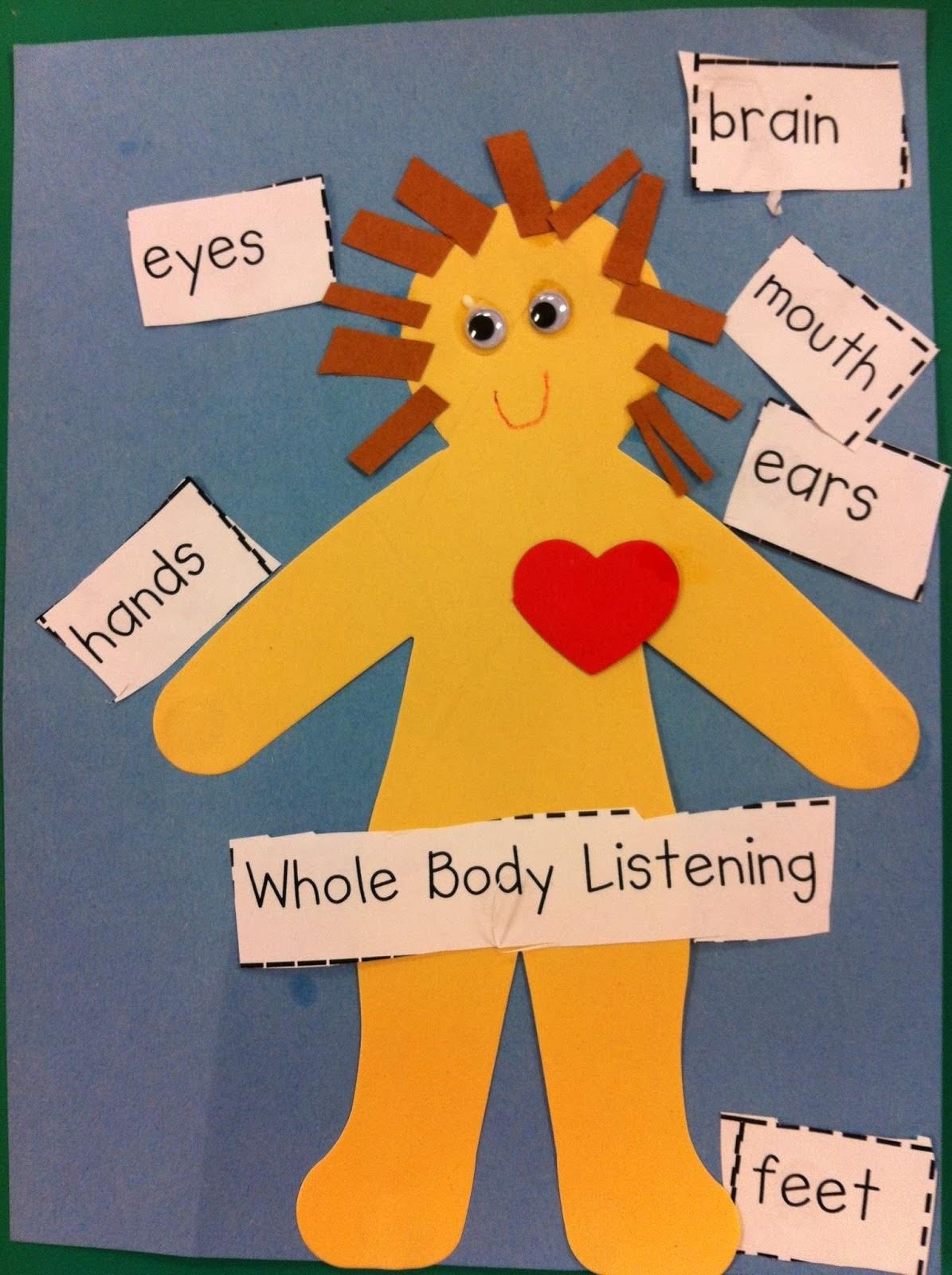 Meta Vie Whole Body Listening