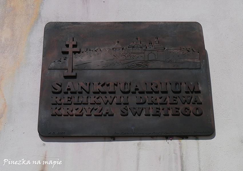 Relikwia na Świętym Krzyżu