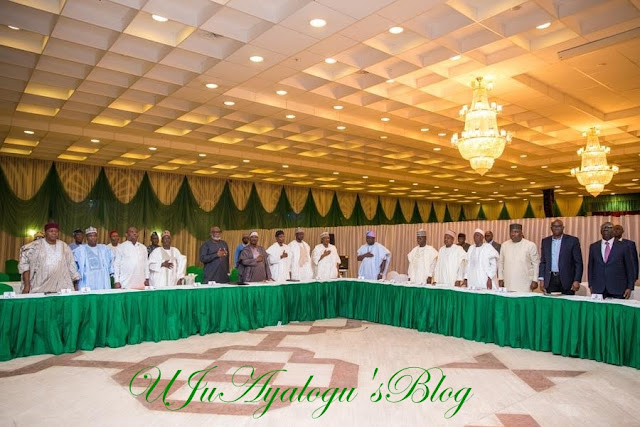 APC governors back true federalism, restructuring as a way out of Nigeria's break-up