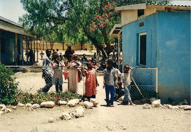 My Graced Journey: Working for an NGO in Somaliland, East Africa