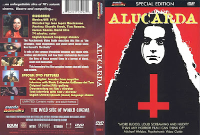 Алукарда / Alucarda, la hija de las tinieblas / Innocents from Hell. 1977.
