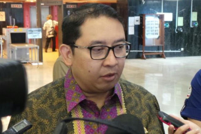 Fadli Zon Surati Jokowi Terkait Demo 4 November, Ini Isinya