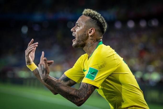 Copa termina com Neymar menor e motivo de piadas
