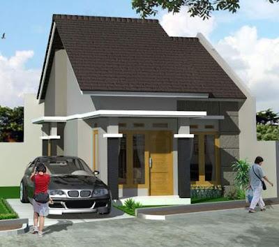 Contoh Desain Atap Rumah Minimalis 1 & 2 Lantai Terbaru