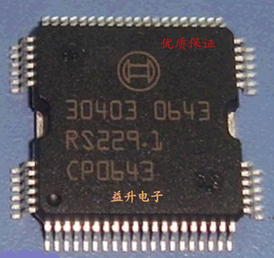 Driver Injector Ic Qfp 64 Bosch 30403 Agusyulianto2