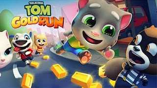 Talking Tom Gold Run v1.6.0.46 Apk Mod (Infinite Gold Bars & More)