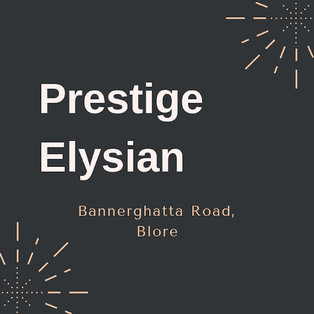 Prestige Elysian Apartments