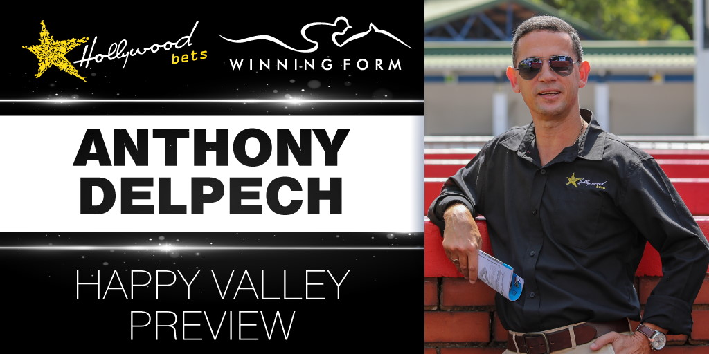 Happy Valley Preview - Anthony Delpech - Hollywoodbets - Winning Form