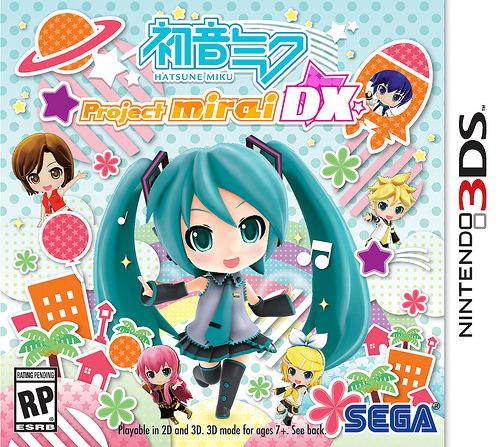 Hatsune Miku On The 3DS Project Mirai DX ReviewBy Stella Rice