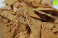 Form: 8 x Glutenfreie Protein Chips, 52gr pro Tüte, 20gr organic Proteine, glutenfrei, natural, healthy (BBQ)