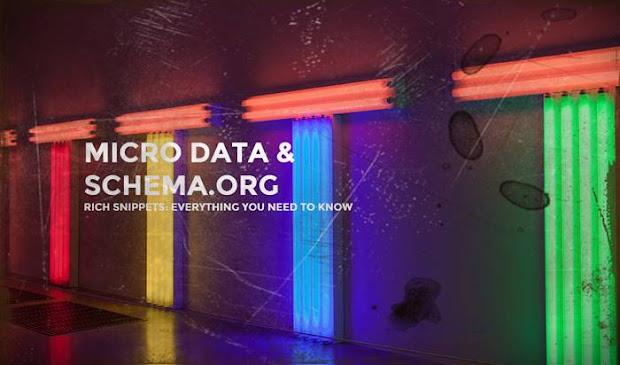 Setting Microdata Schema Markup di Template Blogger