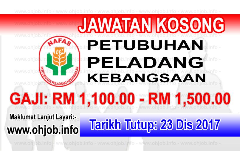 Jawatan Kerja Kosong Nafas - Pertubuhan Peladang Kebangsaan logo www.ohjob.info disember 2017