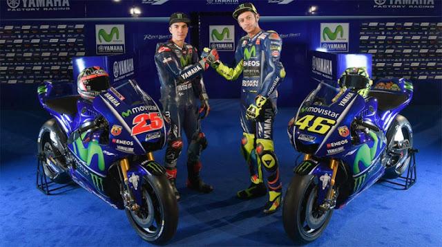 Keputusan Rasmi Juara Pemenang MotoGP 2017 Sepanyol