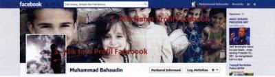 foto profil facebook tidak bisa diklik