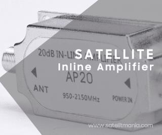 Stabil Sinyal Frekuensi Satelit dengan Inline Amplifier