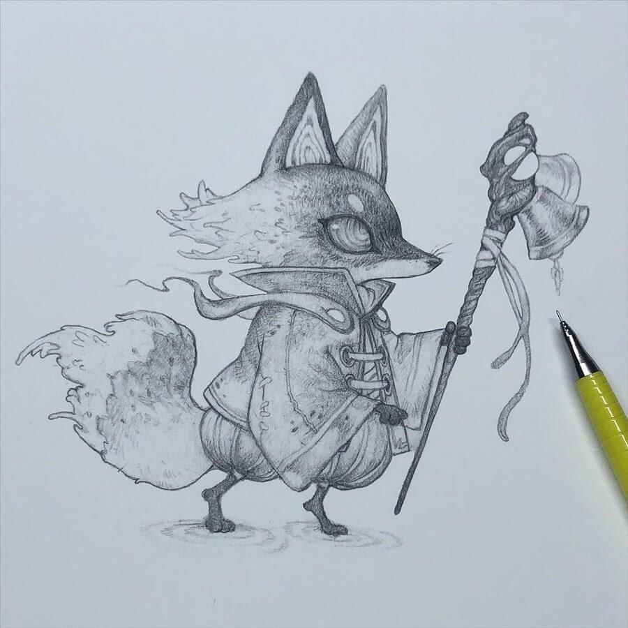 01-Fox-Shaman-Timothy-Von-Rueden-www-designstack-co