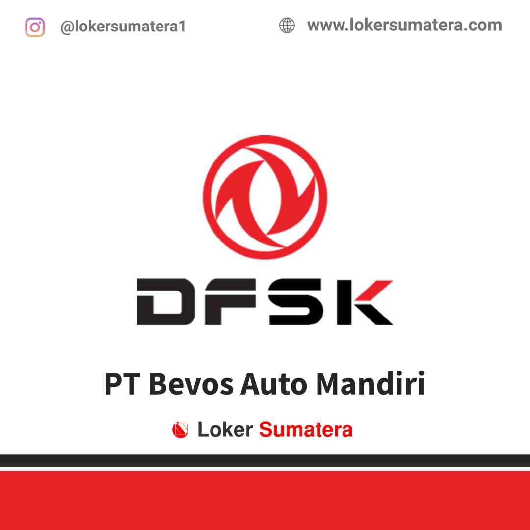 Lowongan Kerja Pekanbaru, PT Bevos Auto Mandiri Juli 2021
