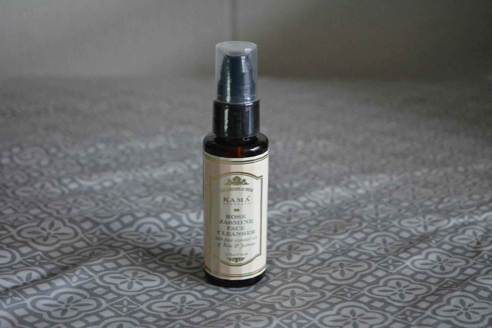 kama ayurveda face cleanser facewash skincare