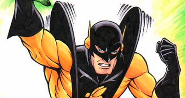 Hank Pym Yellow Jacket