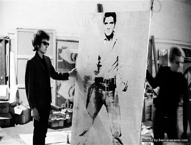Gambar 'Double Elvis' Presley Dijangka Terjual USD$30 Juta!