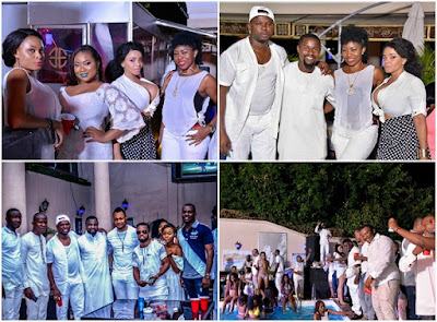 Ycee, Cossy Orjiakor and others set for Asaba All white Party