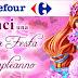 Con Carrefour vincete un compleanno con le Winx!