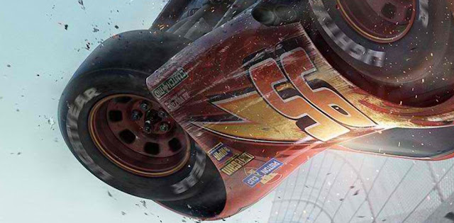 'Cars 3' Teaser Posters Further Emphasize McQueen's Touted Downfall