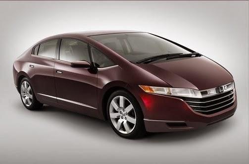 One Hundred Cars New Honda Car Models