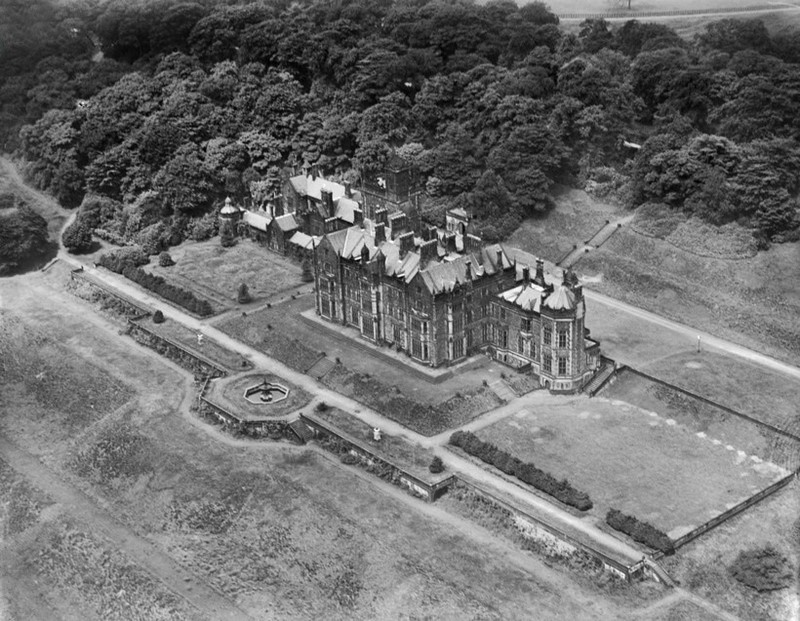 Worsley New Hall 1927