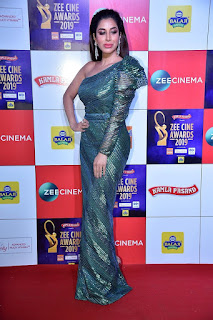 Sophie Choudry At Zee Cine Awards 2019