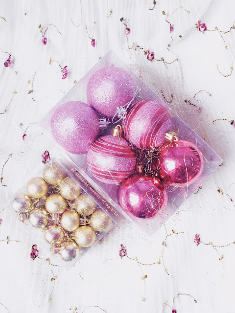 Christmas Decorative Balls