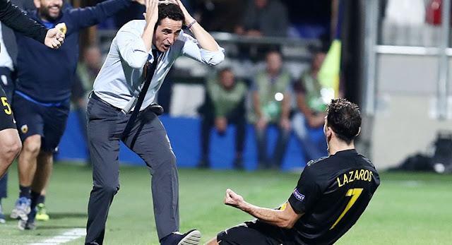 Europa League: Rijeka - ΑΕΚ 1-2