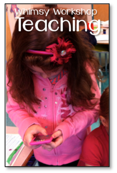 Using ipad apps to encourage reluctant writers in fun ways