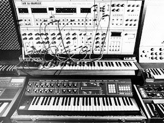 Robert Schroeder 1979 Fourth Selfbuild Synthi / source : Robert Schroeder